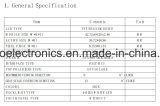 2.4 панель дюйма 240*320 MCU TFT LCD, St7789s, 37pin с экраном касания варианта