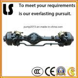 Übertragung zerteilt elektrische hintere Antriebsachse-Welle für fahrbaren Exkavator