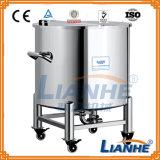 El tanque de almacenaje farmacéutico del equipo del almacenaje del alimento cosmético