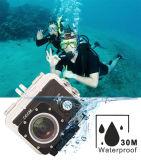 кулачок Hemet камеры спорта DV 4k WiFi водоустойчивый WiFi