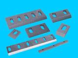 Пластичное лезвие дробилки для любимчика 400 600 пластичного ABS машины