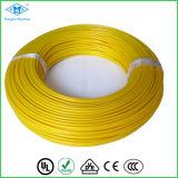 Extensión de termopar recubierta de teflón Cable de cobre cocido al níquel UL 18 AWG