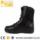 De zwarte Militaire Laarzen van de Boswachter van het Leger van de Laars van het Gevecht