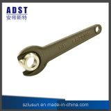 CNC оборудует гаечный ключа приспособления замка ISO для держателя инструмента