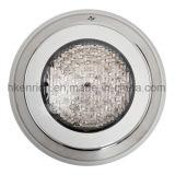 Lámpara montada superficie de la piscina de DC12V 18*3W RGB LED
