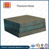 Листы пробки ссадины упорные Titanium одетые/пробка сплава Bimetalic Titanium