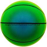 [هيغقوليتي] قوس قزح كرة سلّة يضخّم [بفك] لعبة كرة