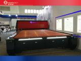 Combinación de Southtech que pasa el vidrio de doblez plano y cruzado que templa la máquina (NTPWG)