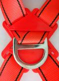 Construction de harnais de sûreté de protection de chute avec le certificat de la CE