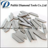 Mármore Gang Saw Dica de corte Diamond Marble Gang Saw Segment