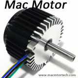 Mac Gearless DC 24V 600watt Escooterモーター