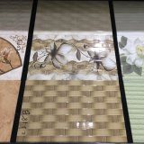 mattonelle lustrate di ceramica decorative 250X400 per il modello 08763 delle mattonelle della parete