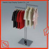 Banco di mostra dei vestiti dell'acciaio inossidabile per il negozio