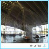 마개 알루미늄 지붕은 단계 Truss를 묶는다