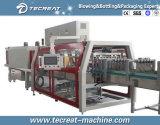Machine de conditionnement d'emballage en papier rétrécissable de la chaleur de bouteille de boisson