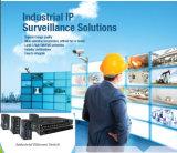 Poe van Indrustrial Schakelaars voor VoIP/WiFi/Camera
