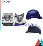Fabricación plástica del molde del casco de seguridad de la inyección