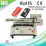 Bolsos de las mujeres/impresora ULTRAVIOLETA de la máquina de la impresión en color de los zapatos