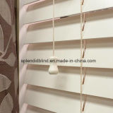 50mm Ladder Tape Cord Control Wooden Blind (SGD-W-5012)