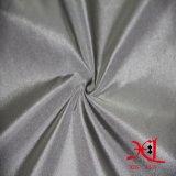 Nylon серебряная глянцеватая водоустойчивая ткань 40d для куртки/куртки зимы