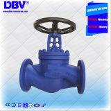 La soupape industrielle de norme ANSI a bridé des robinets d'arrêt sphériques de Wcb