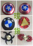 Heißer Verkaufs-Plastikhandunruhe-Spinner-Spielzeug mit Soem-Farbe