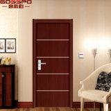 安い寝室のメラミン内部の木のドア(GSP13-006)