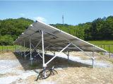 Система установки сильной интенсивности земная солнечная с кучей винта