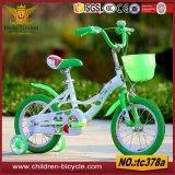 Bicyclettes colorées roses, vertes et bleues pour gros