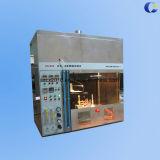 Probador vertical horizontal de la llama UL94 para el equipo del prueba de laboratorio
