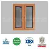Profil en aluminium d'impression en bois pour le tissu pour rideaux Windows