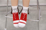 최신 판매 어린 소녀 귀여운 면 양말 공상 주름은 아름다운 보기 디자인한다