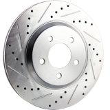 Rotori ricoperti e verniciati del freno a disco di prestazione