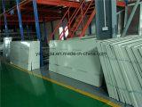 los paneles incombustibles de la partición del panal de 50m m para los recintos limpios