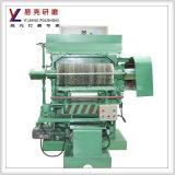 Máquina de trituração de cetim de aço com roda de sisal