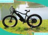 48V 500W Fat Tire Motor Powered Electric Bike avec batterie