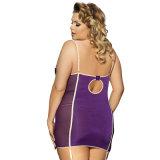 Las mujeres más del Plump de la talla atractivas se maduran más la ropa interior de la talla