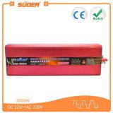 CC 12V dell'invertitore di frequenza di Suoer 3000W a CA 220V (HAA-3000A)