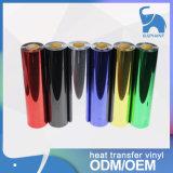 Vinile di vetro metallico di scambio di calore di qualità eccellente per vestiti