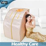 La thérapie de douche de sauna détruisent le sauna portatif pliable d'infrarouge lointain de poids