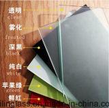 Mensole Tempered stampate colore di vetro