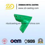 Pezzo fuso d'acciaio lavorato CNC dell'OEM
