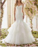 De esfera do vestido do baile de finalistas vestidos 2017 de casamento nupciais Ctd6833