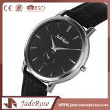Hochwertiger Fabrik-Leder-Uhr-Großverkauf
