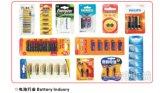 Velocidad con la máquina video del lacre PVC-Papercard para la pila de discos de las mercancías de Comsumer