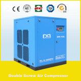 Preço elétrico movido a correia estacionário 55kw do compressor de ar do parafuso