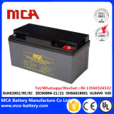 AGM van de Batterij SMF VRLA 12V AGM van de Batterij van Batterijen Zonne