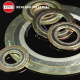 Кольцо CS наружное, Ss304 внутреннее кольцо, Ss304 заварка, заполнитель графита, спиральн набивка раны с сертификатом ISO9001: 2008