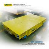 25 Tonne motorisierte Übergangsauto-Gießerei-Pflanzenschiene, die Laufkatze handhabt