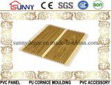 Het houten Comité van de Muur van pvc van de Laminering van de Kleur, het Plastic Comité van het Plafond, Cielo Raso DE PVC
